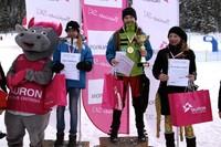 Najzdolniejsi młodzi alpejczycy rywalizowali w Zakopanem
