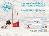 Zawody o Puchar PZN w Narciarstwie Alpejskim dla dzieci