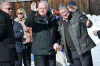 Wizyta prezydentów i integracyjny bieg narciarski