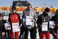 Zawody w biegach narciarskich w ramach Memoriału im. Zdzisława Duraja