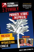 """Rusza cykl imprez podróżniczych """"Trzy Żywioły 2012″!"""