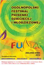 Ogólnopolski Festiwal Piosenki Dziecięcej i Młodzieżowej FUMA - eliminacje