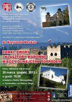 Zamki, dwory i klasztory warowne między Dunajcem i Popradem