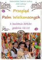 Przegląd Palm Wielkanocnych