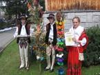 """Konkurs na tradycyjną palmę wielkanocną - """"bazicke"""""""