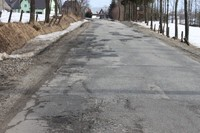 Zamknięcie drogi Trute-Pyzówka w dniach 16-20 kwietnia