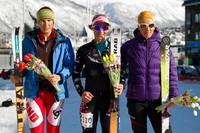 Anna Figura podwójnie srebrna w ostatniej edycji Pucharu Świata w narciarstwie wysokogórskim