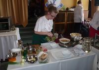 Wystawa i konkurs gastronomiczny