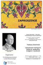 Wystawa z okazji 100 rocznicy wydania mapy Tatr Polskich