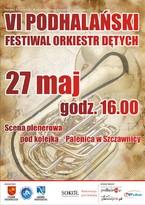 VI Podhalański Festiwal Orkiestr Dętych w Szczawnicy