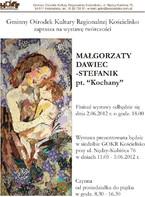 """Małgorzata Dawiec-Stefanik """"Kochany"""""""