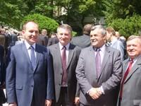 Dzień Samorządu Terytorialnego z Prezydentem Komorowskim