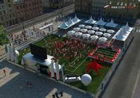 Strefa Kibica w Nowym Targu