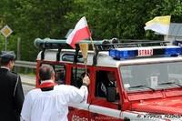 Pielgrzymka Strażaków do Ludźmierza