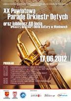 XX Parada Orkiestr Dętych