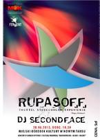 Koncert zespołu RUPASOFF (Trottel side project) oraz DJ SecondFace /Węgry, Budapest/