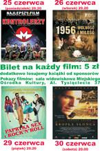 Węgierskie kino w Miejskim Ośrodku Kultury w Nowym Targu