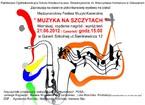 """""""Muzyka na szczytach"""" - pokonkursowa wystawa plakatów"""