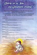 """Festiwal Kolęd, Pastorałek i Pieśni Bożonarodzeniowych - Chór """"Canzona Absolwent"""""""