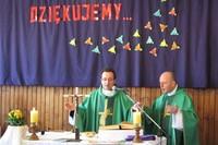 Pożegnanie Ks. Janusza w nowotarskim SOSW