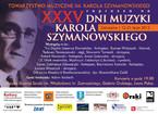 XXXV Dni Muzyki Karola Szymanowskiego