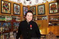 Krzyż Kawalerski Orderu Odrodzenia Polski dla Pani Eweliny Pęksowej