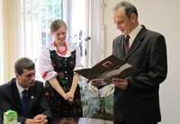 Nagrody Starosty Nowotarskiego dla najlepszych uczniów