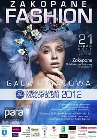Wojewódzki finał Miss Polonia 2012 przed nami