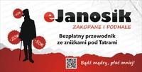 eJanosik – przewodnik mobilny po Zakopanem, Podhalu i Tatrach