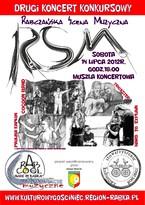 Koncert Rabczańskiej Sceny Muzycznej