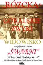 """""""Rózcka"""" - Góralskie Zwyki"""