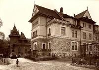 Gmach główny Muzeum Tatrzańskiego, 1930, fot. MT