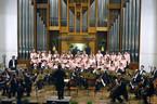 Słowacy w hołdzie Tadeuszowi Brzozowskiemu - koncert w kościele św. Krzyża
