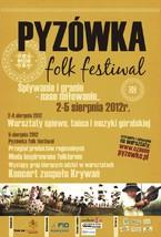 Pyzówka folk festiwal