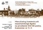 Mieszkańcy kamieniczek nowotarskiego Rynku na przełomie XIX i XX wieku. Kamienice nr 3 i 4