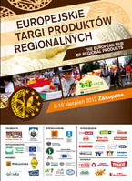 III Europejskie Targi Produktów Regionalnych