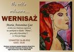 "Maria Antonina Gut ""Na szkle malowane..."""