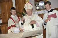 Konsekracja kościoła bł. Jana Pawła II