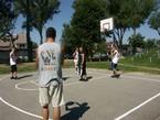 VII Mistrzostwa Nowego Targu w Streetballu