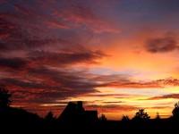Wschód słońca, 5.45 Krzeptówki, fot. Wojciech Szatkowski