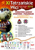 Powiatowe Zawody Sportowo-Pożarnicze
