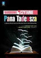 Narodowe czytanie Pana Tadeusza