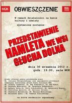 """""""Przedstawienie Hamleta we wsi Głucha Dolna"""""""