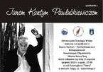 Spotkanie z Janem Kantym Pawluśkiewiczem