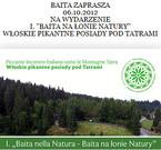 Baita na łonie natury – Włoskie Pikantne Posiady pod Tatrami