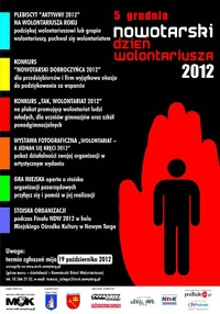 Nowotarski Dzień Wolontariusza 2012