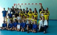 Igrzyska Ośrodka Sportowego Szczawnica w halowej piłce nożnej dziewcząt