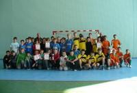Igrzyska Ośrodka Sportowego Szczawnica w halowej piłce nożnej chłopców