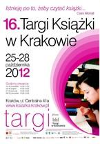 16 Targi Książki w Krakowie - Salon Małych Ojczyzn