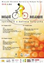 Jeśli dziś listopad to…jesteśmy w Belgii!